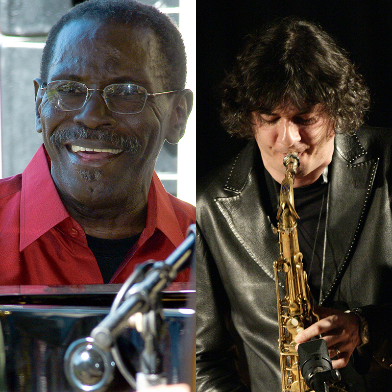 GEORGE CABLES TRIO feat. VICTOR LEWIS  + special guest PIERO ODORICI