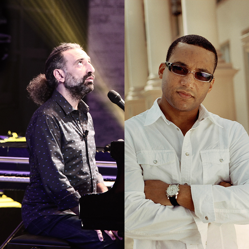 STEFANO BOLLANI & GONZALO RUBALCABA
