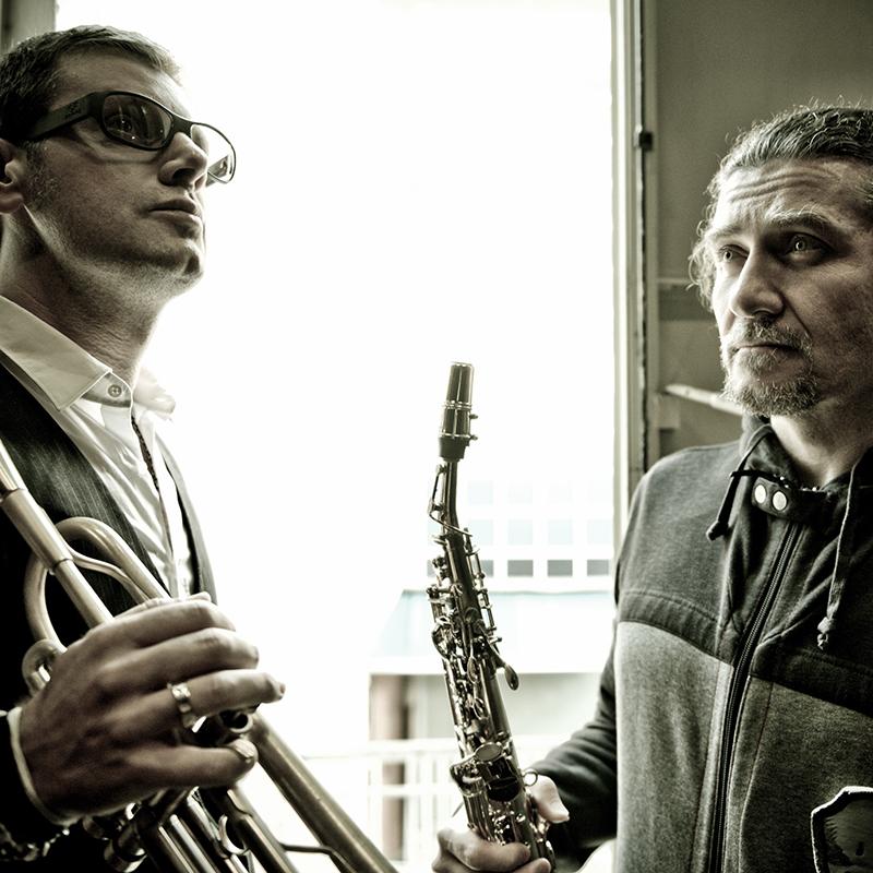FABRIZIO BOSSO & JAVIER GIROTTO LATIN MOOD