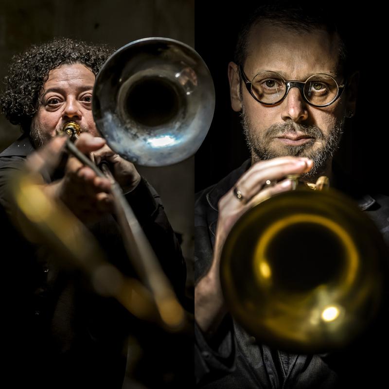 """MAURO OTTOLINI & FABRIZIO BOSSO <br />""""Storyville Story"""""""