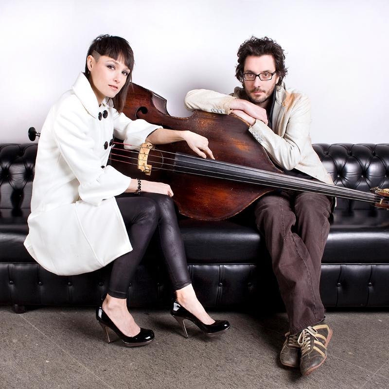 Musica Nuda in concerto<br>PETRA MAGONI & FERRUCCIO SPINETTI