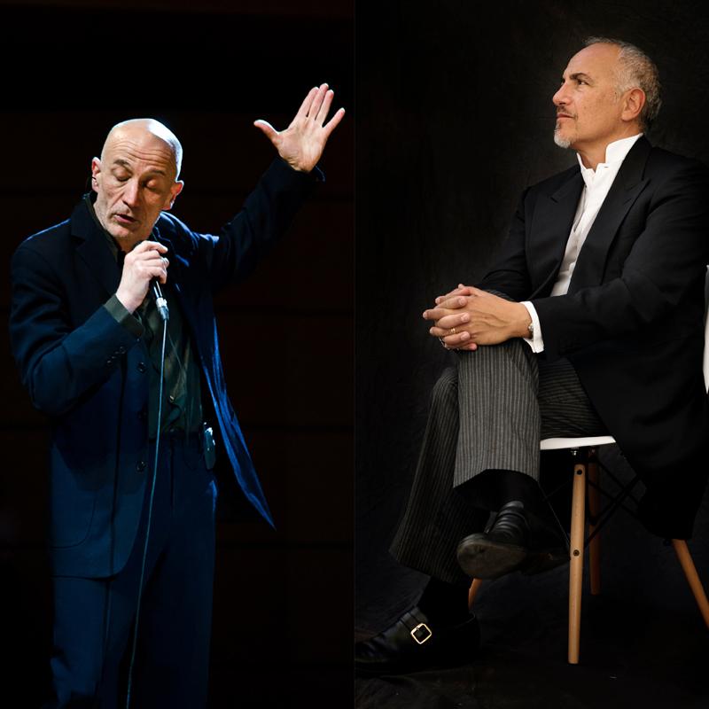 """PEPPE SERVILLO<br />& DANILO REA<br />""""Napoli e Jazz"""""""