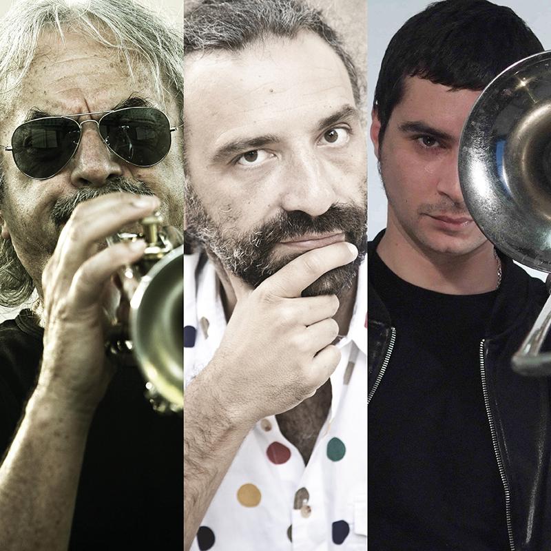 ENRICO RAVA / STEFANO BOLLANI / GIANLUCA PETRELLA