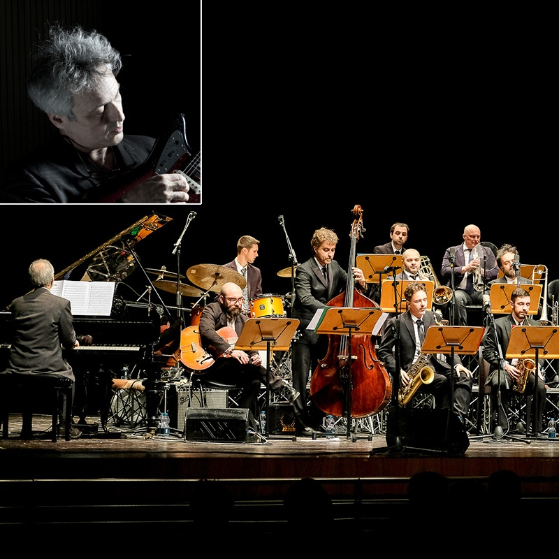 JAZZ IN'IT ORCHESTRA meets MARC RIBOT