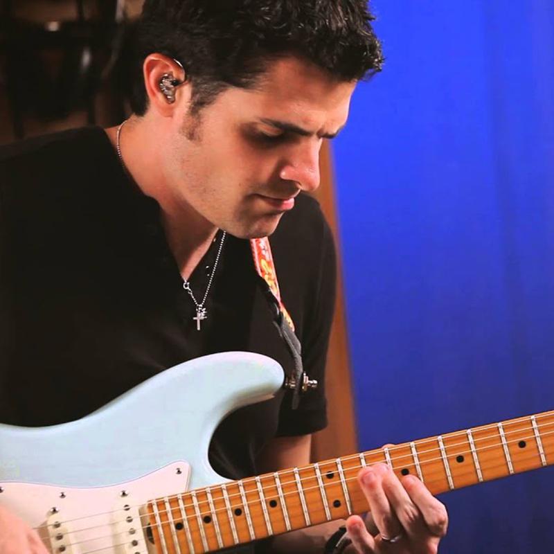 WORKSHOP di chitarra  con MARK LETTIERI (Snarky Puppy)