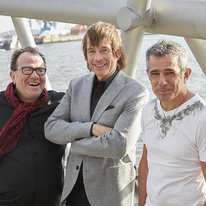 PAOLO FRESU / RICHARD GALLIANO / JAN LUNDGREN