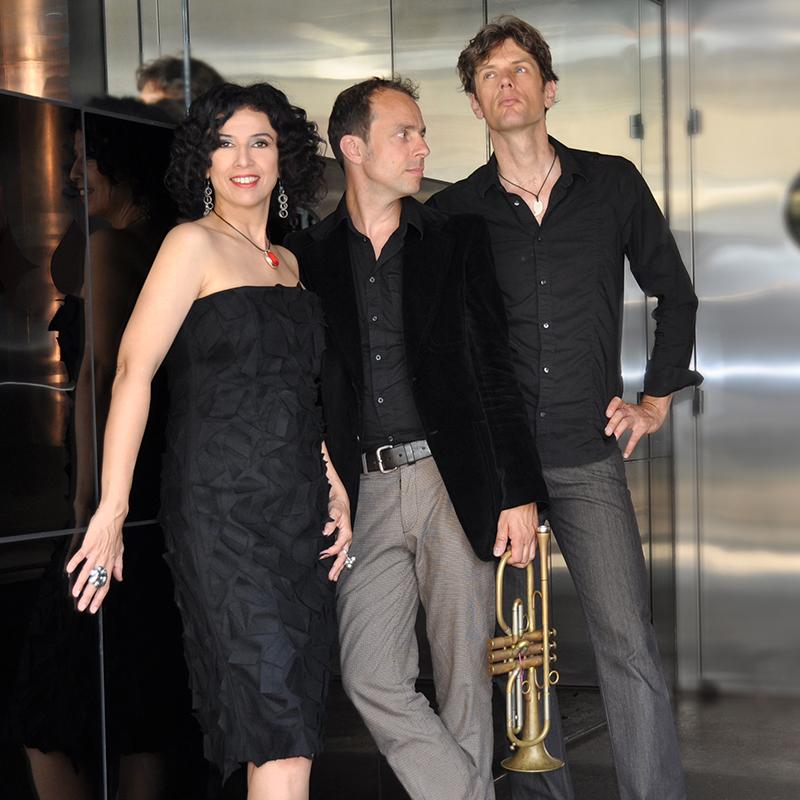 """PAULA MORELENBAUM - JOO KRAUS - RALF SCHMID """"Bossarenova Trio"""" + special guest AMOY RIBAS"""