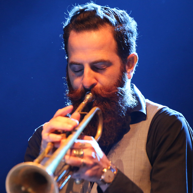 "AVISHAI COHEN<br />""Big Vicious"""