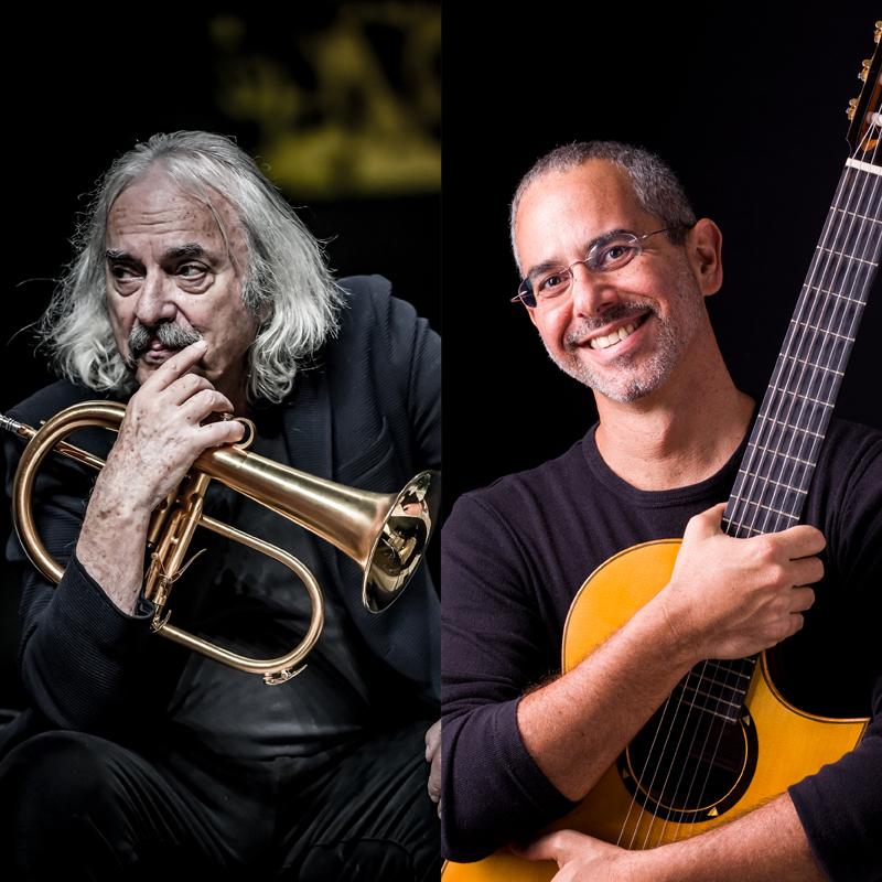ENRICO RAVA & ROBERTO TAUFIC