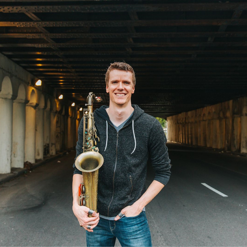 "DEREK BROWN ""BEATBoX SAX"""
