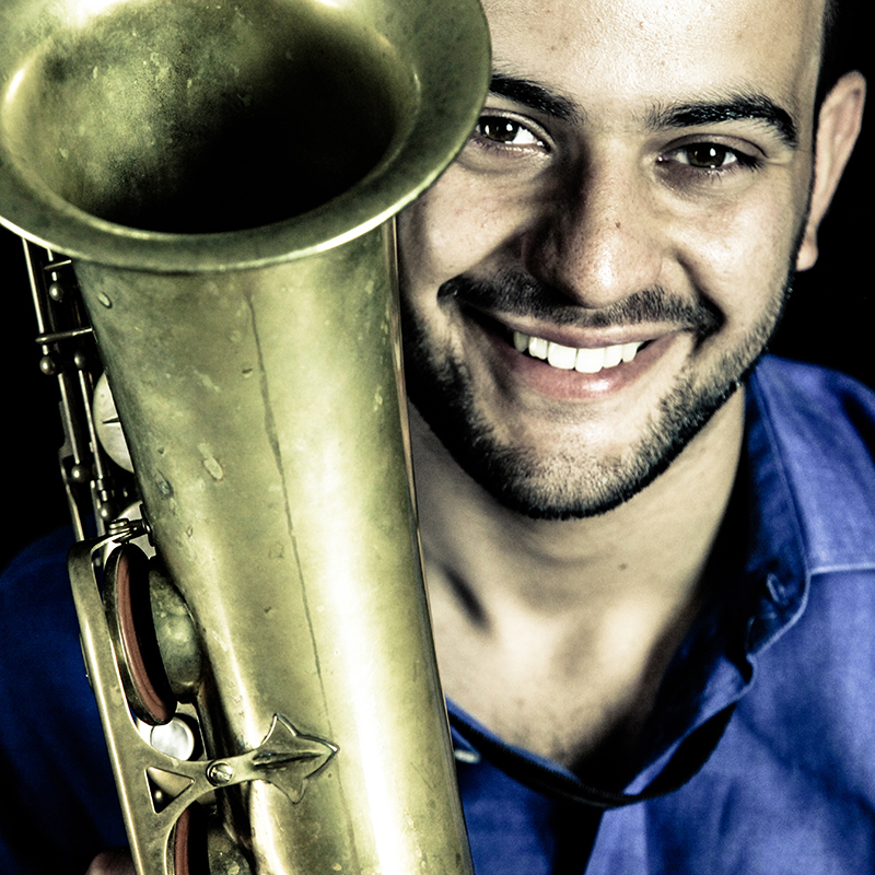 "CLAUDIO Jr DE ROSA QUARTET<br />""Forces"""