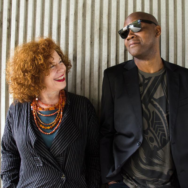 SARAH JANE MORRIS<br />& TONY REMY