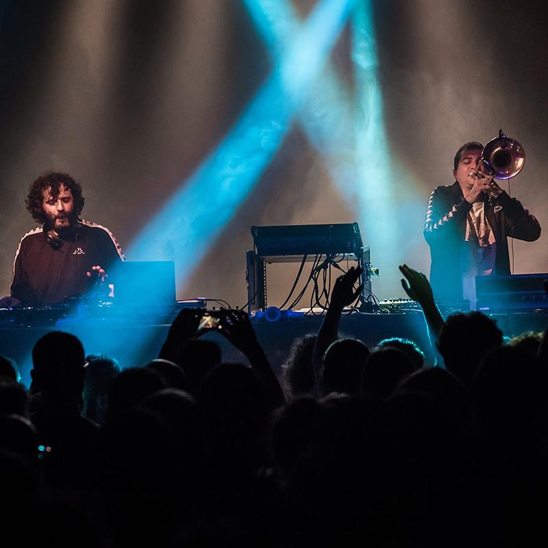 DJ GRUFF & GIANLUCA PETRELLA<br />