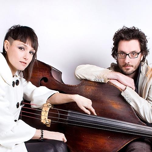 Musica Nuda in concerto<br />PETRA MAGONI & FERRUCCIO SPINETTI