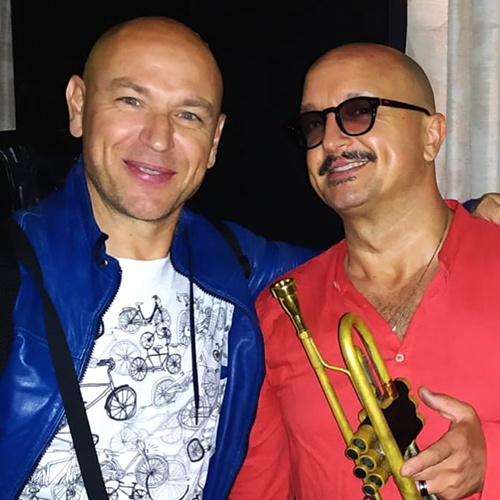 ALESSANDRO SCALA GROOVOLOGY QUINTET<br />feat. GIOVANNI FALZONE